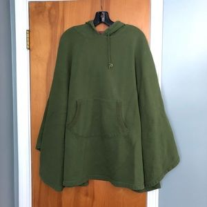 Lucky Brand Poncho S/M